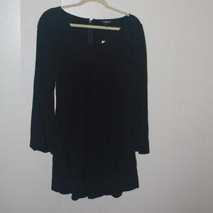 Express flowing dress